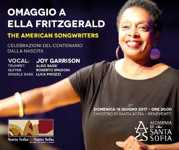 """Accademia Santa Sofia :  """" Omaggio a Ella Fitzgerald"""""""