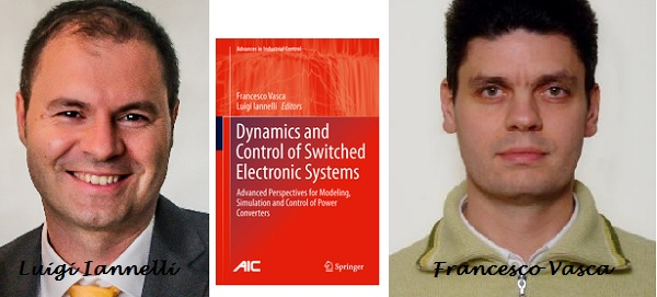 Ricerca Unisannio. Il libro Dynamics and Control of Switched Electronic Systems nel top 25% degli e-book
