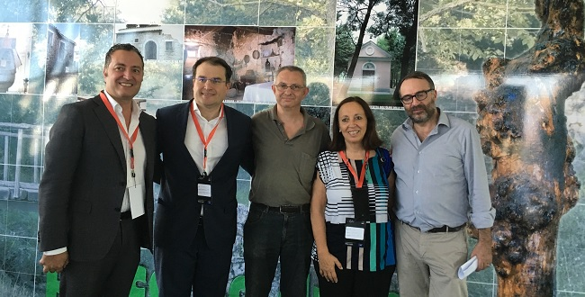 FabLab, Città della Salute, Governo digitale Amministratori in cerca di idee a Pietrelcina