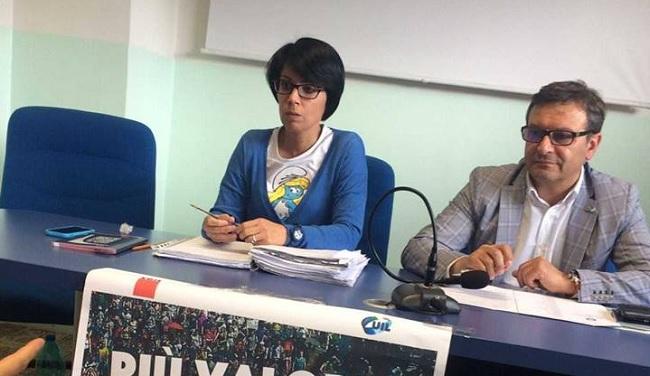 Riunione tra Amministrazione Comunale e Organizzazioni Sindacali Cgil, Cisl e UiL
