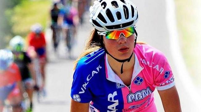 Gli auguri della famiglia Ospedaliera del Fatebenefratelli  alla ciclista Laura Cretti