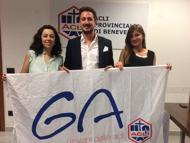 Giovani delle Acli di Benevento: Domenico Martignetti è il nuovo coordinatore provinciale.