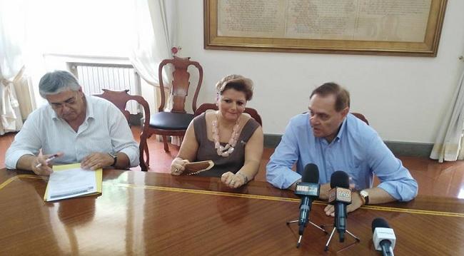 Rossella Del Prete ha firmato l'accettazione dell'incarico di assessore