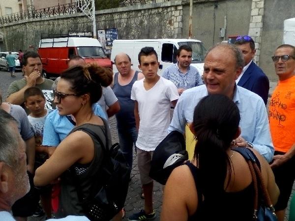 Associazione Altrabenevento: Mastella Festa e Ordinanze non Rispettate