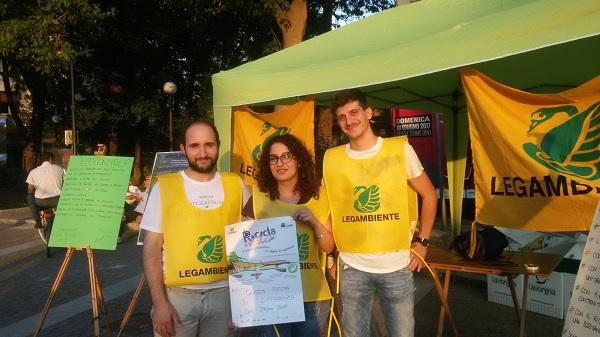Riciclaestate nel Parco del Grassano a San Salvatore Telesino