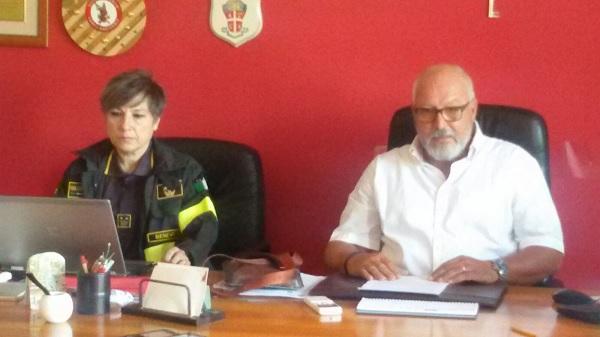 Il Comando Provinciale Vigili del Fuoco di Benevento protagonista nelle lotta agli incendi