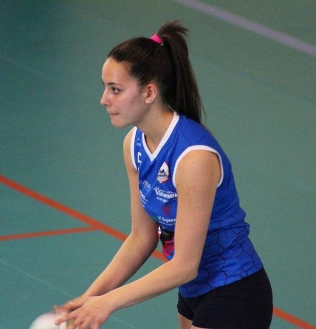 Ancora un acquisto per la SG Volley 1997. Arriva Francesca De Matteo