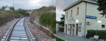 Lavori ferrovia Benevento – Pietrelcina: scoppia la polemica