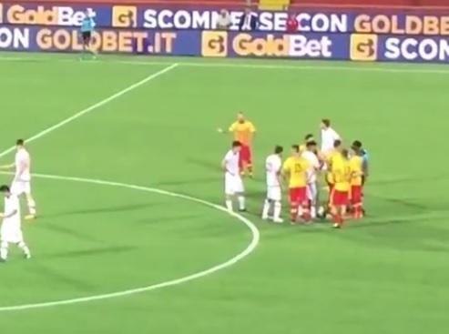 Benevento fuori dalla Tim Cup. Il Perugia attua la sua vendetta!