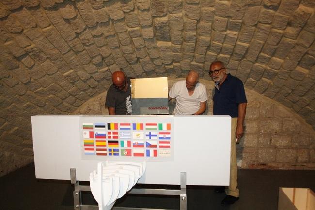 Tutto pronto per la Mostra di Giuseppe Rescigno al Museo Arcos