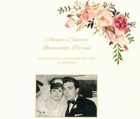 Dall'Australia a Pago Veiano per i 50 anni di matrimonio