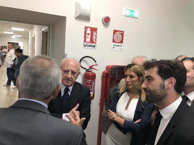 """Corso IFTS,Mortaruolo: venerdì la Regione Campania incontra gli allievi a """"TorreGusto"""""""