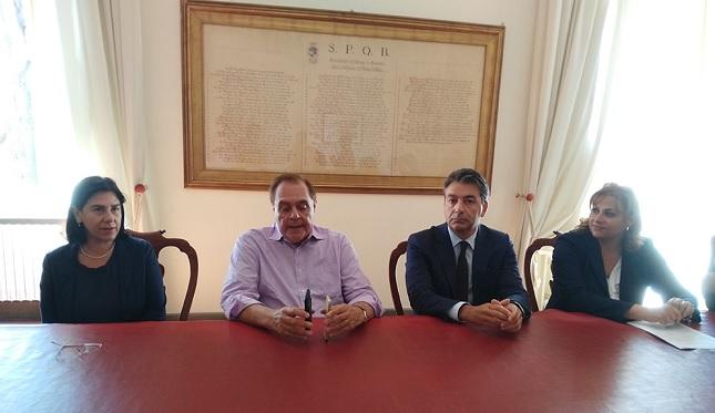 Donato Madaro sostituirà Bernardino Quattrociocchi alla guida dell'Asia Spa
