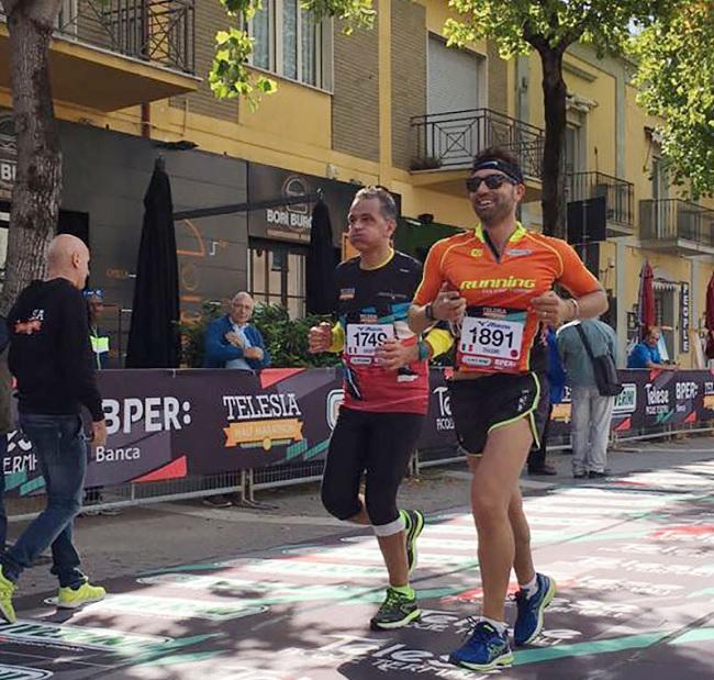 Telesia Half Marathon e Telesia Pink Race: tra i partecipanti anche il Consigliere regionale on.Erasmo Mortaruolo