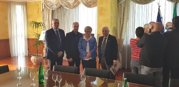 Sottoscritto a Napoli protocollo d'intesa tra ANPCI e AIDO per la donazione degli organi