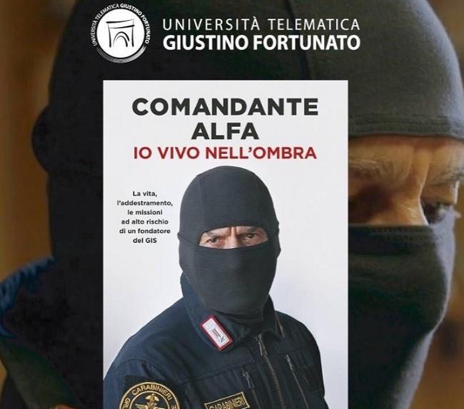 Unifortunato, il 24 Ottobre Incontro con il Comandante Alfa