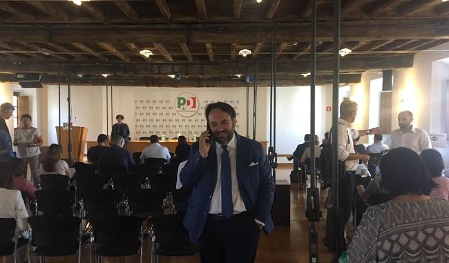 Conferenza programmatica nazionale del Partito Democratico a Napoli dal 27 al 29 ottobre