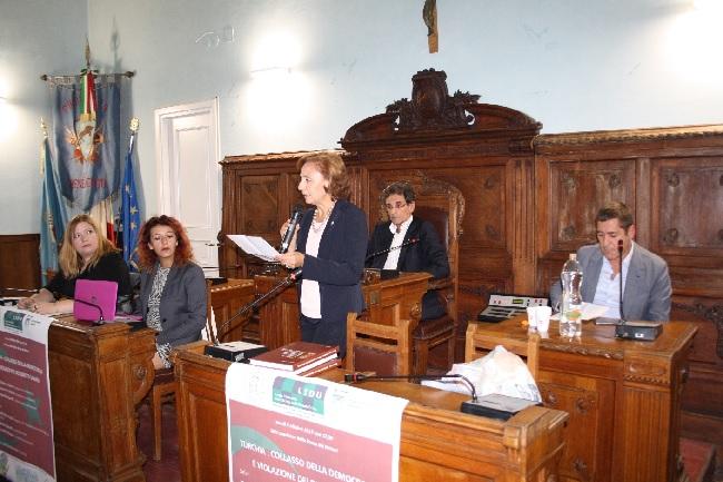 Benevento. Grande partecipazione al convegno promosso dalla LIDU (Lega per i diritti dell'Uomo)