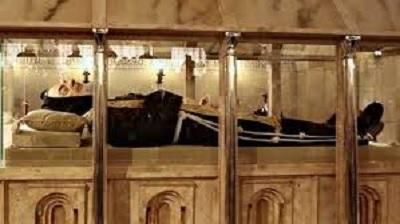 Pietrelcina: il 26 novembre la traslazione del corpo di San Pio