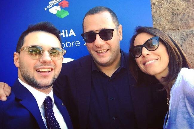 """Convention Ischia di Forza Italia. Di Marzo """" Un Berlusconi in grande spolvero. Parte la campagna elettorale"""""""