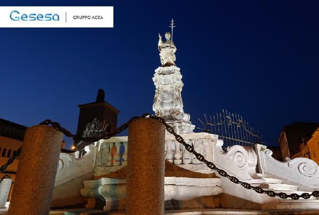 Totem informativa Fontana di Papa Orsini, domani 5 Ottobre l'inaugurazione