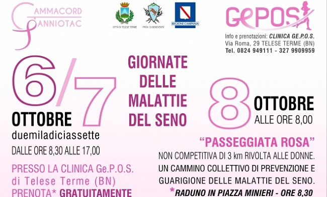 Telesia Pink Race 2017 e Half Marathon: domani la presentazione a Napoli