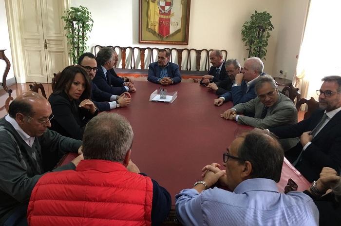 Posizione Consigliere Franzese.Forza Italia Benevento chiede un incontro con il sindaco Mastella