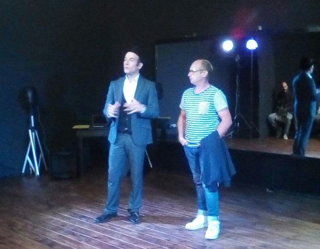 """Torna il """"Magnifico Visbaal Teatro"""" : ieri sera inaugurata la nuova sede."""