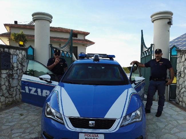 Benevento: eseguiti dalla Polizia 3 provvedimenti di revoca dell'accoglienza