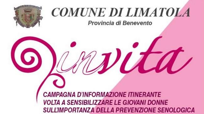 Comune di Limatola: Giornata di Prevenzione Senologica