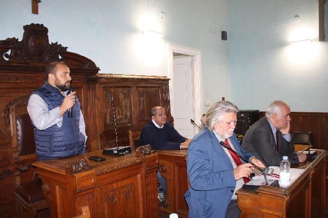 Benevento. Seminario alla Rocca dei Rettori promosso dalla Provincia  con la collaborazione di Consip S.p.a.