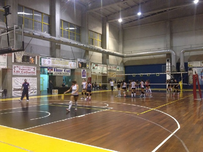 L'SG Volley 1997 perde in Coppa ma convince