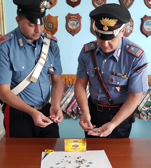 Vitulano: arrestato dai Carabinieri un pregiudicato extracomunitario per spaccio