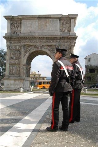 Benevento Calendario.Benevento Calendario Storico Dell Arma Dei Carabinieri