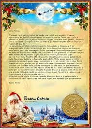 Le Lettere Di Babbo Natale.Pietrelcina Una Sorpresa Ai Bambini Una Lettera Di Babbo Natale