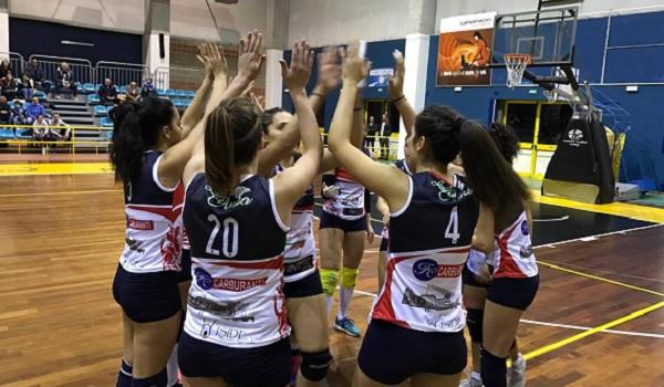 Primo stop stagionale per le ragazze dell'SG Volley 1997.