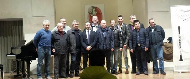 Si è concluso il I° Concorso Internazionale di Musica Samnium – Città di Benevento – sezione Clarinetto.