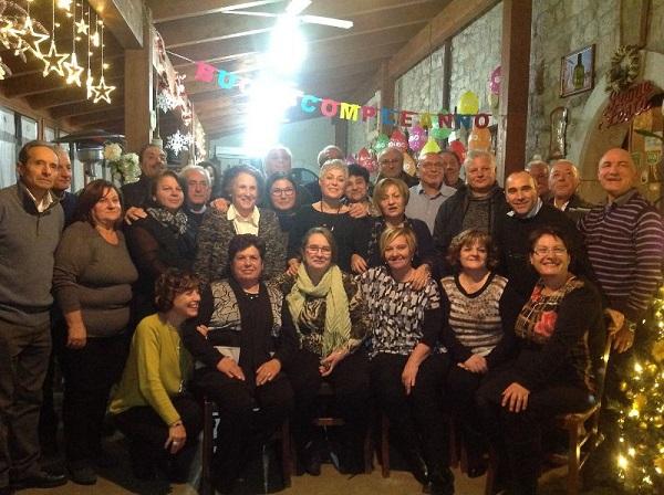 """Pietrelcina. Grande festa per i """"ragazzi del 1957"""""""