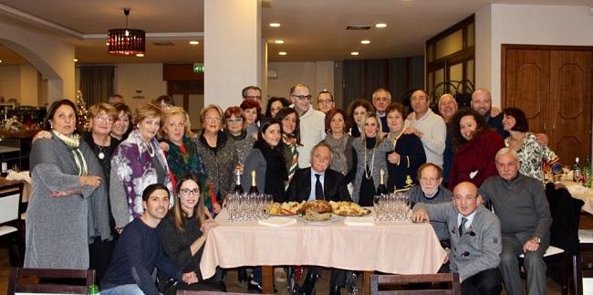 Aism Benevento: celebrata la festa degli Auguri tra nuovi Progetti, Tesseramenti e Voglia di Stare Insieme