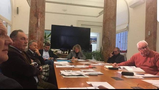Roma. Riunione Direttivo Nazionale Anpci con la partecipazione di Zaccaria Spina