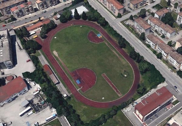 Provincia. Approvato il Progetto di ripavimentazione pista atletica campo Coni