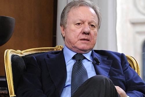 """Scomparsa ex Ministro Altero Matteoli, De Girolamo: """"Suo Impegno Politico sul Solco della Coerenza"""""""