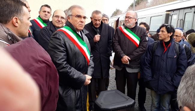 Pietrelcina – Fragneto Monforte: Altro passo in avanti per il ripristino della linea ferroviaria Benevento – Bosco Redole