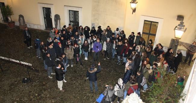 Il Liceo Artistico di Taranto nel Sannio