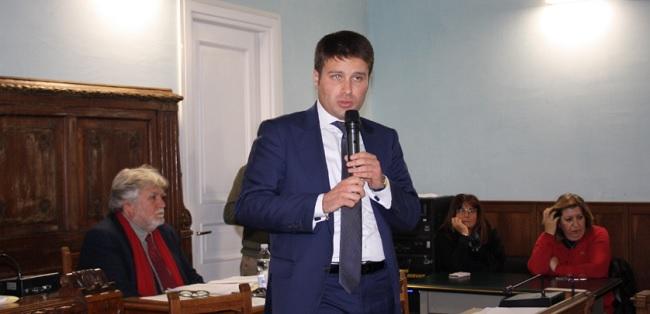 Il vice Presidente M.Rubano si compiace per l'approvazione del bilancio della Provincia