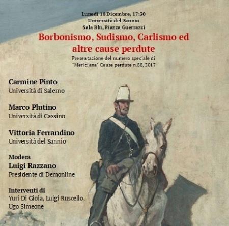 Numero speciale della rivista Meridiana:Sarà presentato presso l'Università del Sannio