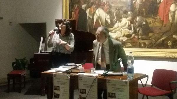 """""""Pentagramma Rosa"""" al Museo del Sannio a Benevento"""