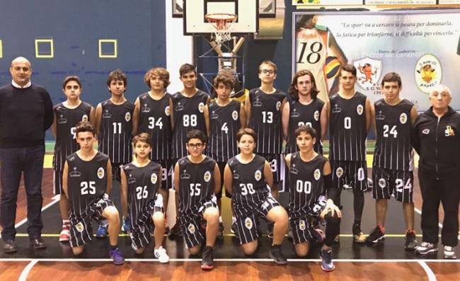 Colpo esterno del Basket Sant'Agnese Under 18: espugnato il Parquet dellAP Libertà