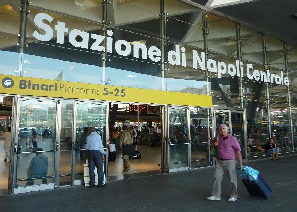 """Sabato partirà da Napoli """"Il Treno delle Mongolfiere"""""""