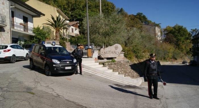 Carabinieri. Due arresti in valle caudini in questo inizio di fine settimana